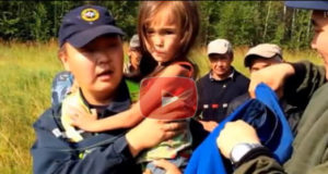 3 Year Old Girl Amazingly Survives 11 Days In-Siberian Wilderness