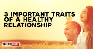 3 Important Traits of a Healthy Relationship