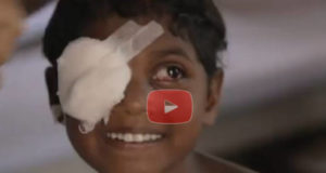 Miracle Of Two Blind Sisters Gaining Their Eyesight