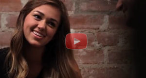 Sadie Robertson Taking A Stand For God