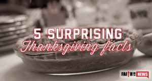 5 Surprising Thanksgiving Facts