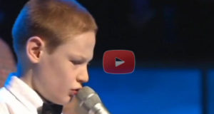 Blind and Autistic This 10 Year Blew Me Away With His Singing