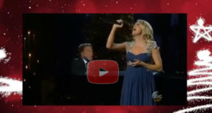 Michael W Smith and Carrie Underwood Sing All Is Well