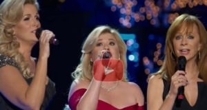 Three Female Music Stars Rendition Of Silent Night Is Wonderful