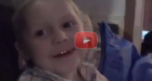 4 Year-Old Boy Describes Heaven