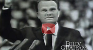 Unbroken Star Louis Zamperini Speaking At The 1958 Billy Graham Crusade