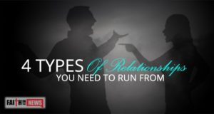 4 Types Of Relationships You Need To Run From