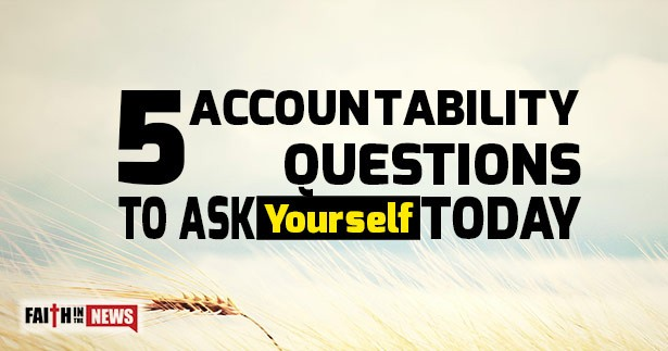 5 Accountability Questions To Ask Yourself Today
