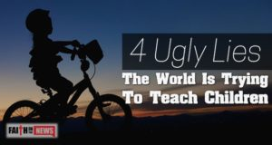 4 Ugly Lies The World Is Trying To Teach Children