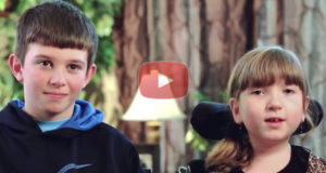 Inspiring Video About The Little Boy Who Won K-LOVE's Unsung Hero Award