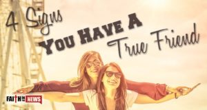 4 Signs You Have A True Friend