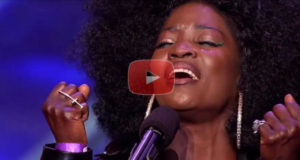 """Young 54 Year Old Wows Audience With Cover Of CeCe Winans """"Alabaster Box"""""""