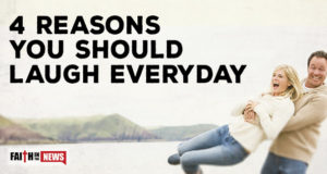 4 Reasons You Should Laugh Everyday