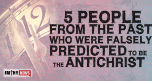 5 People From The Past That Were Predicted Falsely To Be The Anti-Christ