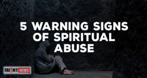 5 Warning Signs Of Spiritual Abuse