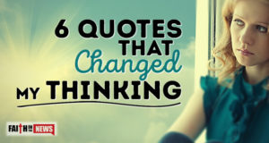 6 Quotes That Changed My Thinking