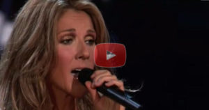 "Get In The Christmas Spirit With ""O Holy Night"" Sung By The Wonderful Voice Of Celine Dion"