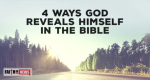 4 Ways God Reveals Himself In The Bible