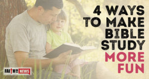 4 Ways To Make Bible Study More Fun