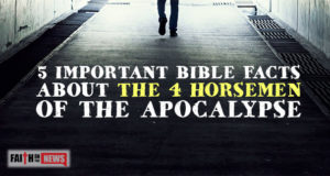 5 Important Bible Facts About The 4 Horsemen Of The Apocalypse