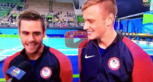 Olympic Divers Won Silver