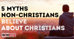 5 Myths Non-Christians Believe About Christians
