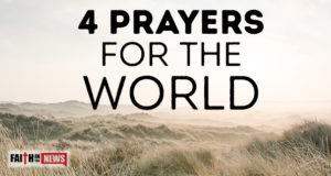 4 Prayers For The World