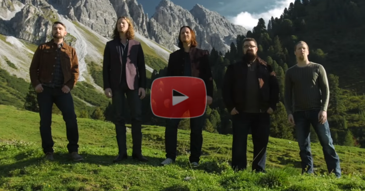 How Great Thou Art' Sung by an Acapella Group Like You've