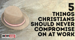 5 Things Christians Should Never Compromise On At Work