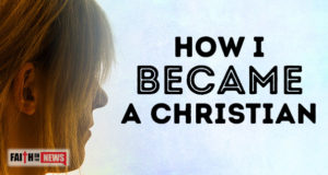 How I Became A Christian