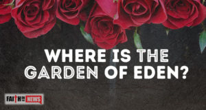 Where Is The Garden Of Eden?