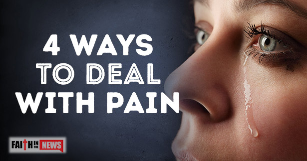 4 Ways To Deal With Pain