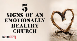 5 Signs Of An Emotionally Healthy Church
