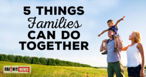 5 Things Families Can Do Together