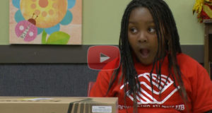 Kids put to the Ultimate Test of Giving or Receiving