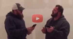 These Contractors Are Going Viral with their Version of 'Mary Did You Know'