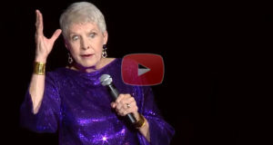 Christian Comedian Jeanne Robertson has a Funny Story