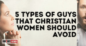 5 Types Of Guys That Christian Women Avoid