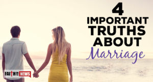 4 Important Truths About Marriage