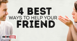 4 Best Ways To Help Your Friend