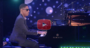 Blind Piano Prodigy Matthew Whitaker Plays For Ellen