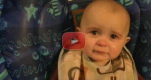 This Mom's Angelic Voice Brings Her Baby To Tears