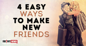 4 Easy Ways To Make New Friends