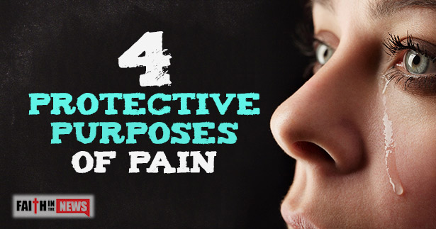 4 Protective Purposes Of Pain