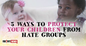 5 Ways to Protect Your Children From Hate Groups