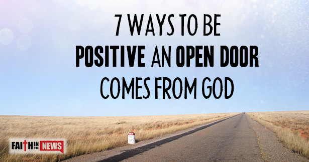 7-Ways-To-Be-Positive-An-Open-Door-Comes-From-God