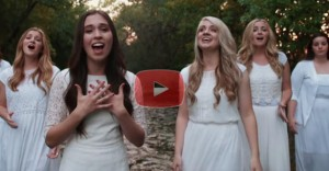 "An Awesome A Cappella Cover of ""Amazing Grace (My Chains Are Gone)"""