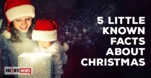 5 Little Known Facts About Christmas