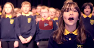 "Autistic Girl Sings ""Hallelujah"" Like You've Never Heard"
